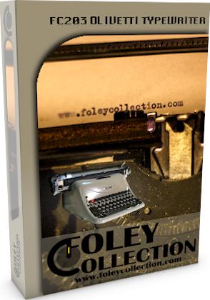 FC203 Olivetti Typewriter