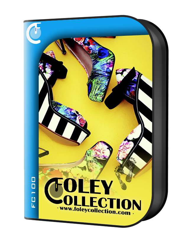 Foley Collection Complete Pack 1 (FC100)