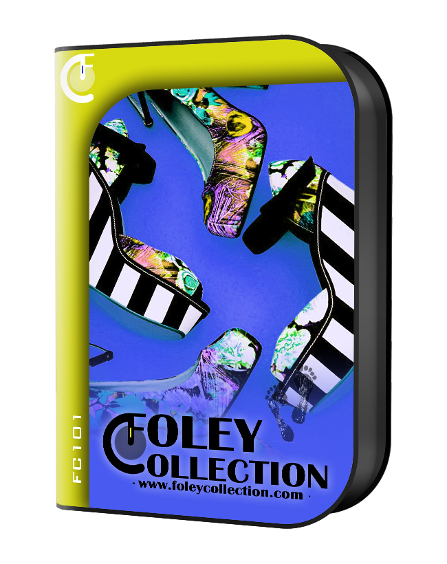 Foley Collection Complete Pack 2 (FC101)