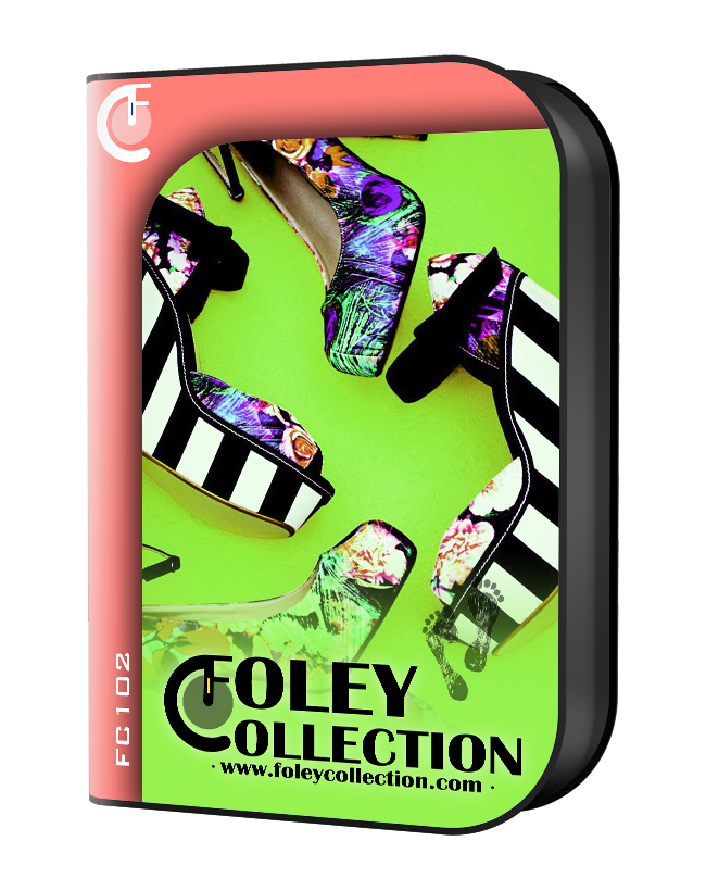 Foley Collection Complete Pack 3 (FC102)