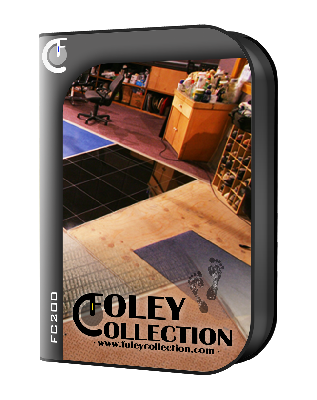 Foley Collection Extras Bundle (FC200)