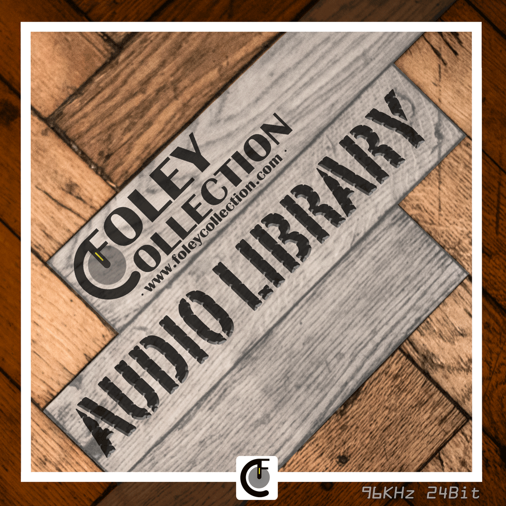 FOLEY COLLECTION – AUDIO LIBRARY