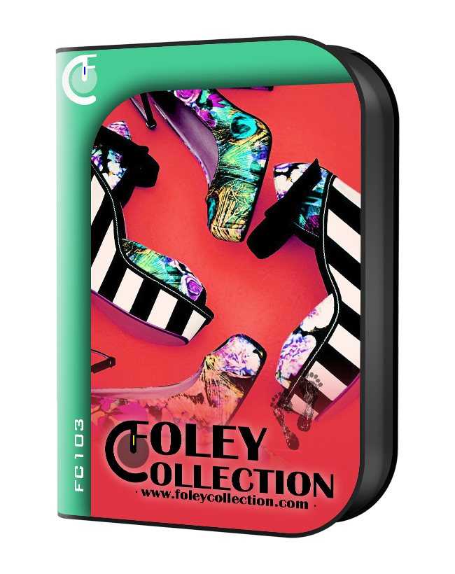 Foley Collection Complete Pack 4 (FC103)